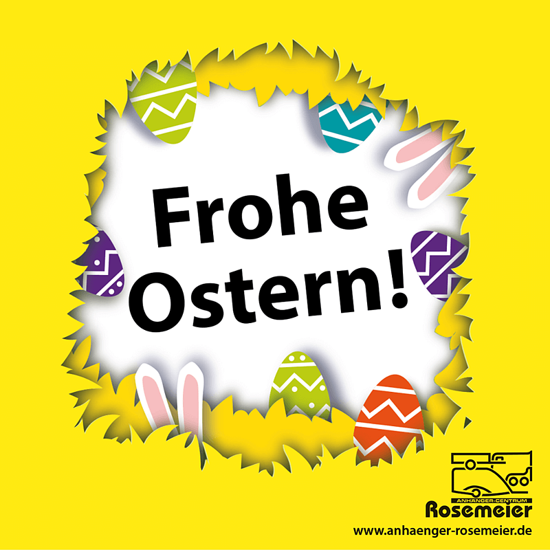 Frohe Ostern!111